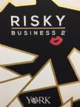 Risky Business 2 By York Wallcoverings For Dixons Exclusive